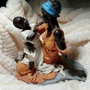 African Figurine